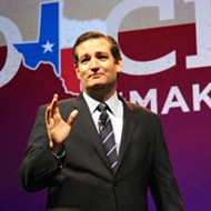 Government-Hating Ted Cruz Wants To Be Your President