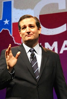 Texas's junior senator is officially a presidential candidate.