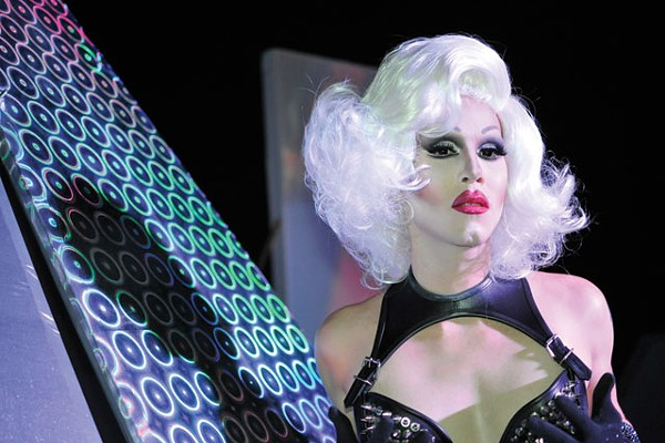 Sharon Needles from The Rocky Horro Picture Show - COURTESY PHOTO