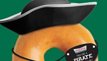 Shiver Me Timbers: Free Donuts and More For Those Who Celebrate 'Talk Like a Pirate Day' Today