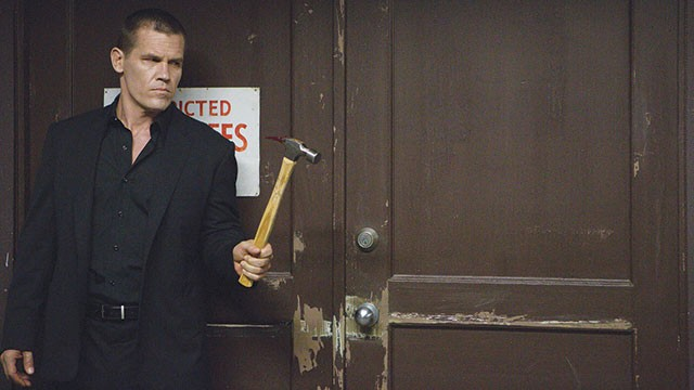 Should Josh Brolin have laid down the hammer on this American remake? - COURTESY PHOTO