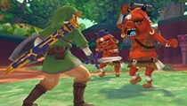'Skyward Sword' is the king of the Zelda franchise