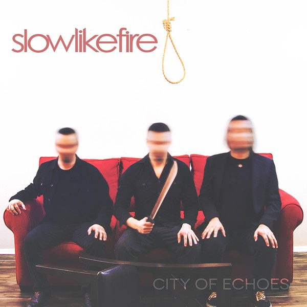 'City of Echos' album cover - COURTESY