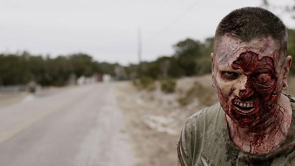 Some SA zombie films actually get made. - COURTESY