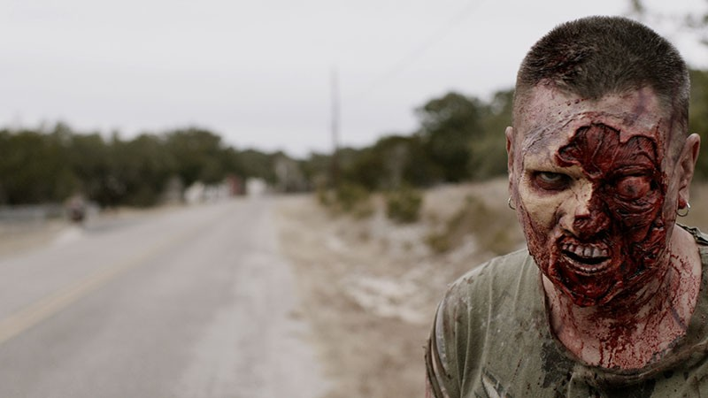 Some SA zombie films actually get made. - COURTESY