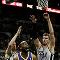 Spurs Win Game 5, in Spite of Tiago
