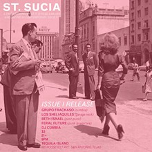 ISABEL ANN CASTRO - St. Sucia Zine Release Dance Party