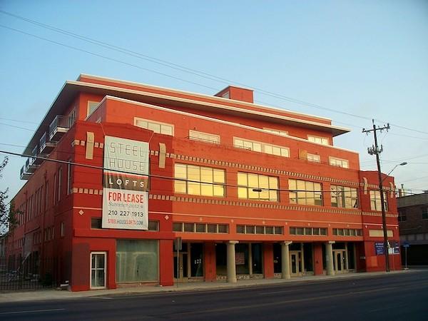 Steel House Lofts - COURTESY PHOTO