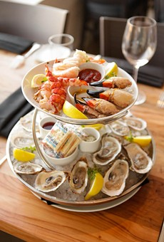 Stop in for oysters and stay for much more