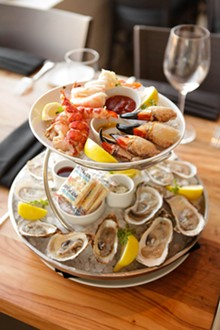 Stop in for oysters and stay for much more - DAN PAYTON
