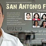 Sundance Grant Winning Documentary 'San Antonio Four' Screening Friday at Esperanza Peace & Justice Center