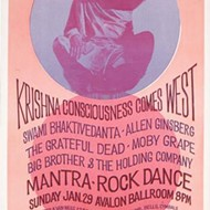 Sunday Extravaganza: Karma-free feast and mantra-rock dance at the G.I.G. on the Strip