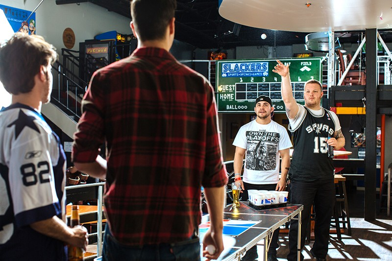 Sunday Funday Arcade Bar Best Looking Bar Staff Happy Hour