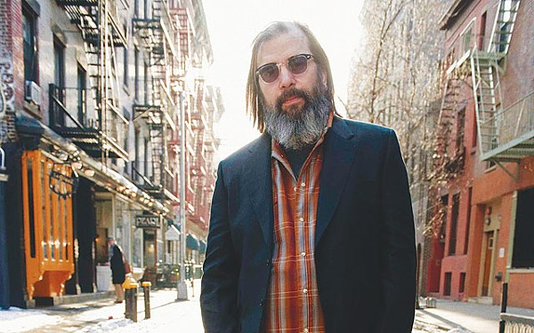 Survivor — Steve Earle brings his no-nonsense anger to Gruene Hall. - COURTESY PHOTO