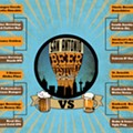 Sweet 16: Texan Beer Bracket Edition
