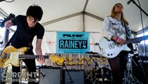 SXSW Wednesday Dispatch: Blondfire at Filter on Rainey St. Party