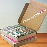 Taco Cabana Celebrates Random Acts of Kindness Day With Free Tacos