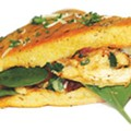 Taste This: Spinach, bacon, chicken, and cheese sandwich from Guillermo's Deli