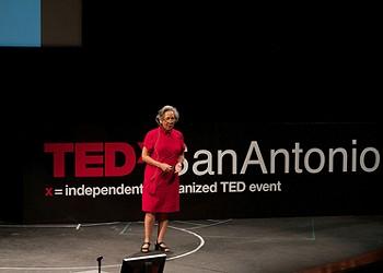 TEDx San Antonio--dynamite for your mind