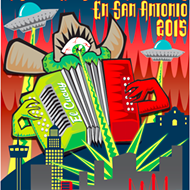 Tejano Conjunto Festival Announces Winner To 2015 Poster Contest