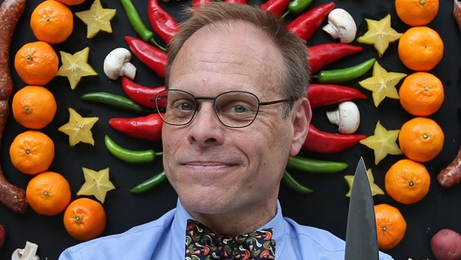 Where should Alton Brown eat in SA? - COURTESY