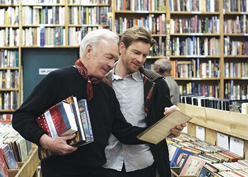 Goony, giddy, and insecure: a masterful Christopher Plummer comes out