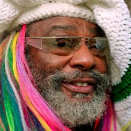 The Afrofuturism Of George Clinton On Display At The Aztec