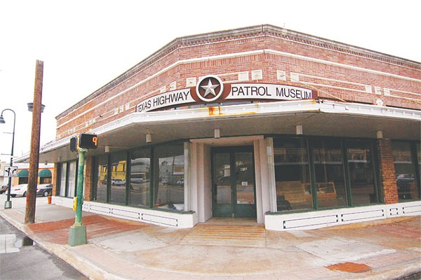 The AG is contesting the sale of the former Texas Highway Patrol Museum building, at the corner of St Mary's and S Alamo - MICHAEL BARAJAS