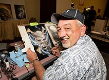 AIRBRUSH ACTION MAGAZINE - The Airbrush Getaway, established in 1988, is the world's leading airbrush workshop program.