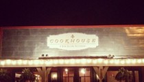 The Cookhouse to Open Friday, September 12