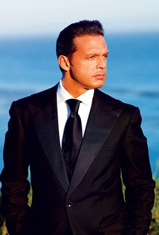 The heavyweights: Luis Miguel