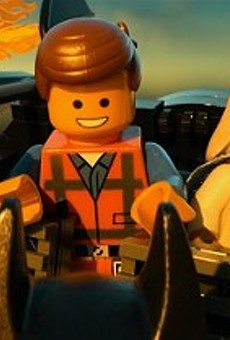 The Lego Movie is good fun