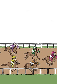 The Mayoral Horse Race