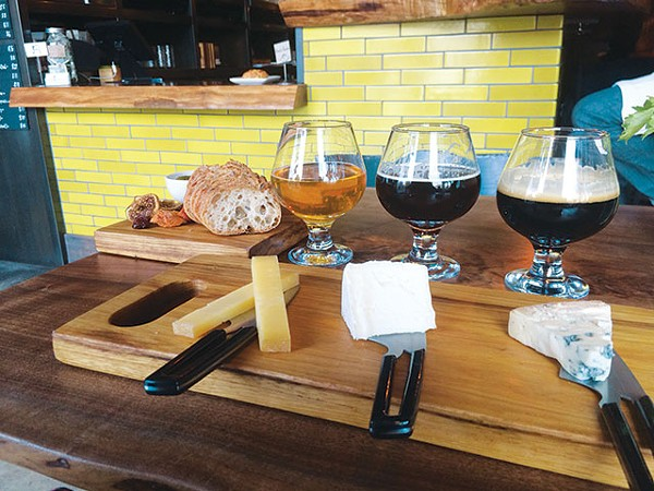 The Monger's Choice cheese board that stole my heart - JESSICA ELIZARRARAS