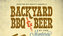 The Monterey & Saint Arnold's Team Up For Backyard BBQ