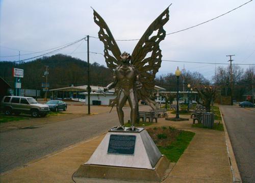 mothman-statuejpg