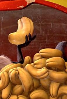 'The Nut Job': Cartoon heist movie refuses to make sense