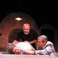 'The Pillowman' in the Cellar saves art from a trite death