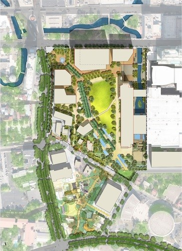 PHOTO COURTESY OF HEMISFAIR PARK AREA REDEVELOPMENT CORPORATION (HPARC)