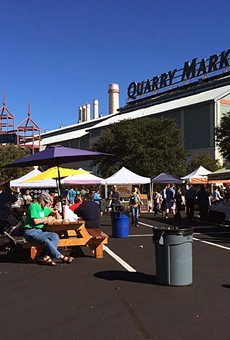 The Quarry Farmers and Ranchers Market on Sunday, November 23, 2014