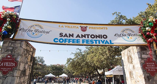 The San Antonio Coffee Festival - COURTESY