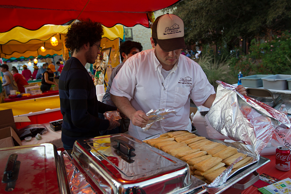 The Tamales! Holiday Festival at Pearl - COURTESY