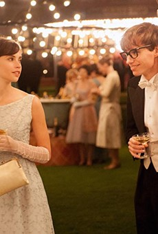 'The Theory of Everything' Explores Love, Time and Space