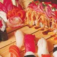 Kai's more-than-serviceable sushi set to make waves