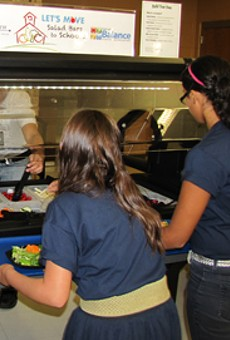 The Unhealthy Debate in U.S. Congress That Threatens Public School Nutrition Standards