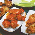 The wing joints (in alphabetical order)