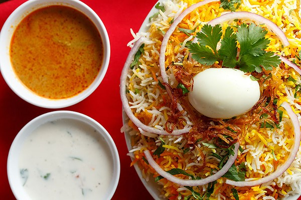 There's more to try at Biryani Pot than just its namesake dish - CASEY HOWELL