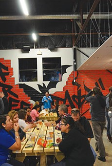 There's plenty of room for all at Freetail Brewery & Tasting Room