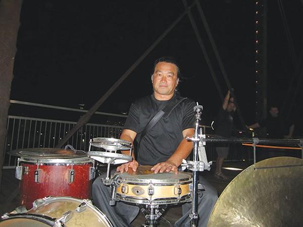 Thinking outside the drum circle - MATT STIEB