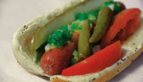 Taste This: Chicago-Style Hot Dog, $3.69